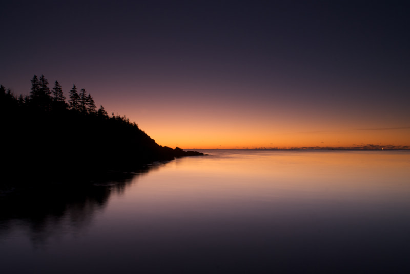 Photograph Sunrise in Nova Scotia by Zee Kid Leung on 500px