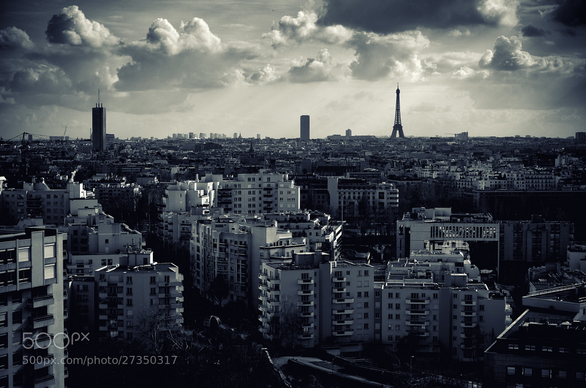 Photograph Pariscape by Nicolas Zielinski on 500px