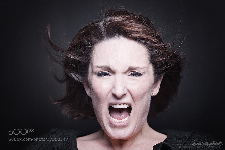 Photograph Scream by Dennis Largo Schulz on 500px
