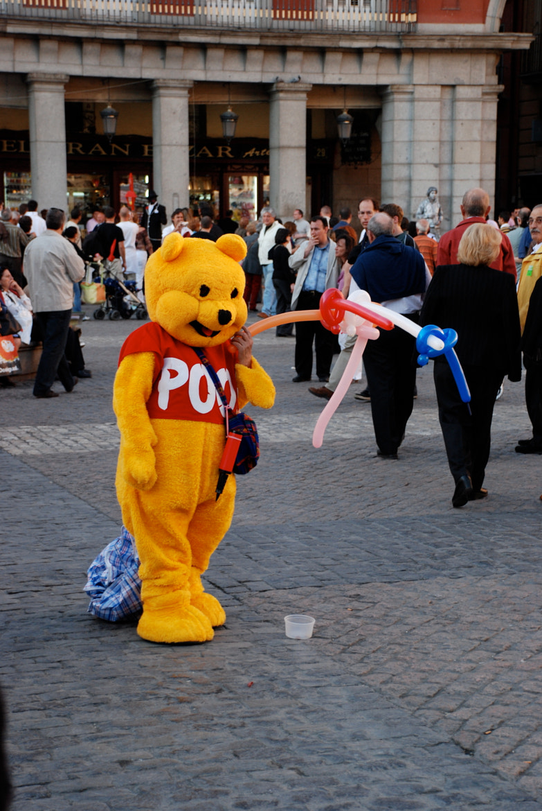 Photograph Winnie de pooh - Madrid by Tommysalasphoto on 500px