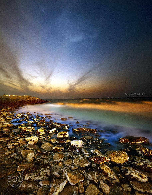 Photograph Seashore by Artist Ummer Ta  on 500px