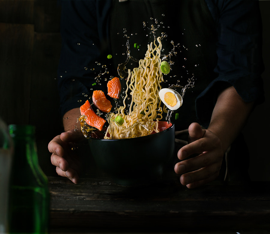 Ramen by Pavel Sablya on 500px.com