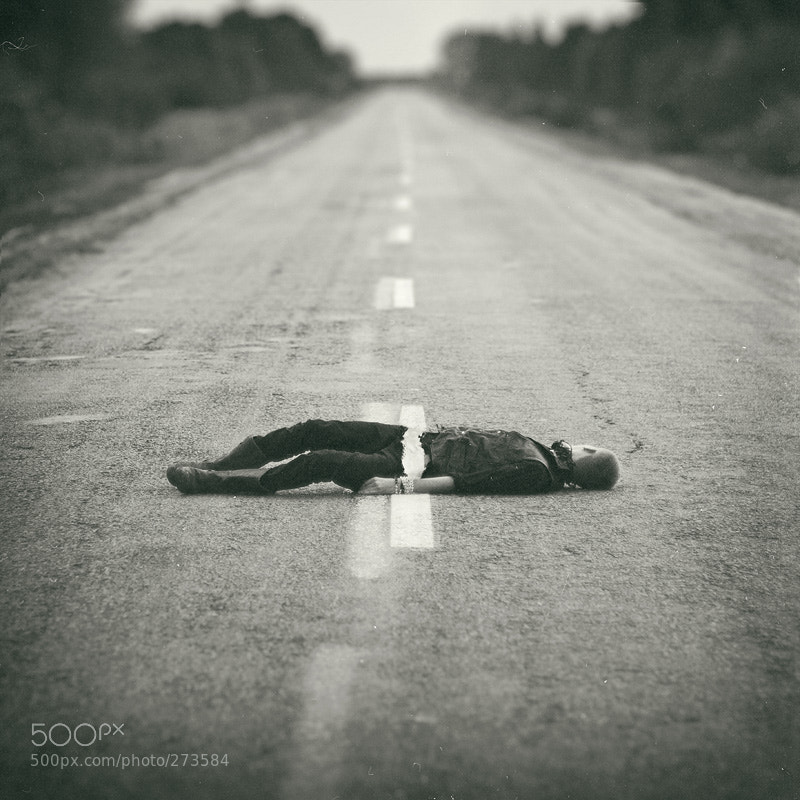 Photograph Road by Ivan Ischenko on 500px
