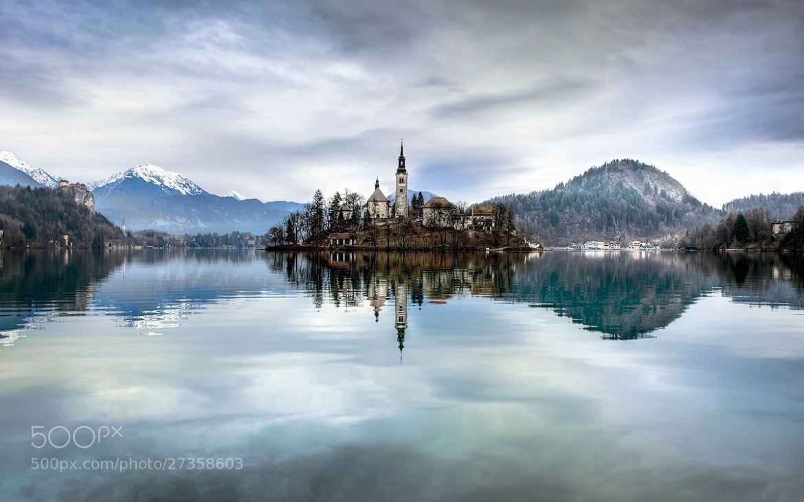 Photograph Lake Bled by Jure Gubanc on 500px