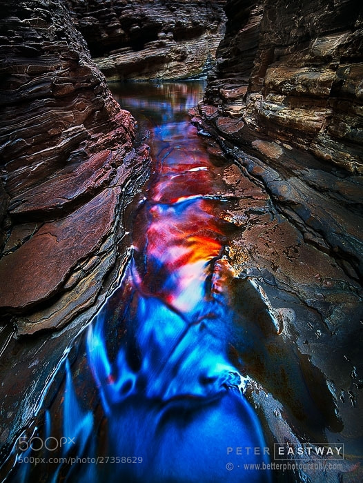 Photograph Weano Gorge by Peter Eastway on 500px