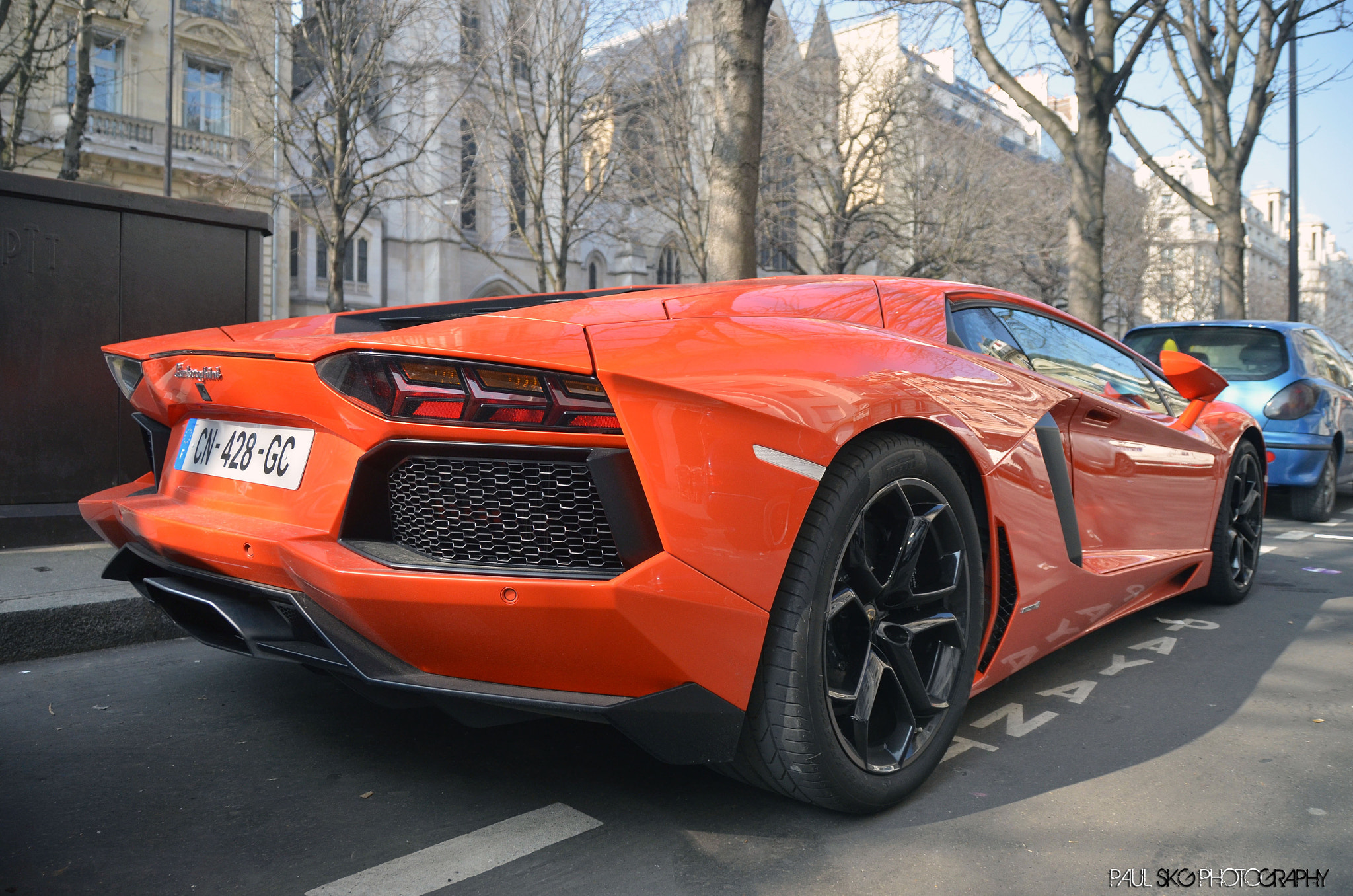 Photograph Aventador  by Paul SKG Photography on 500px
