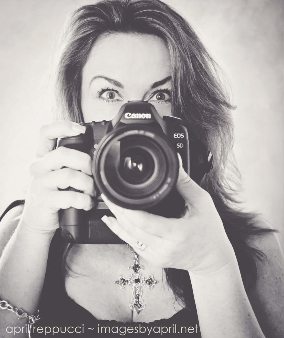 Photograph Behind The Camera by April Reppucci on 500px