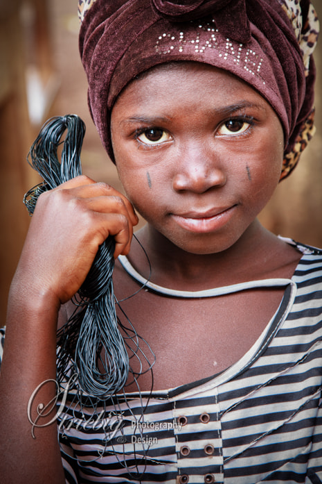 Photograph Chanel recycled in Benin by Brad Striebig on 500px