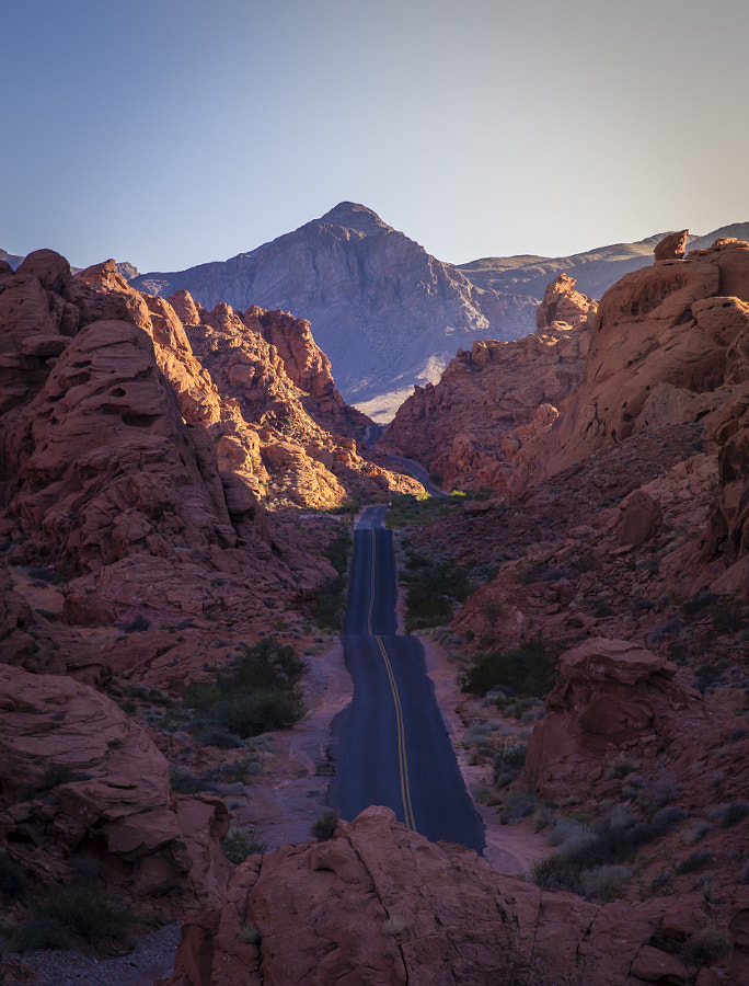 Valley of Fire by sam wirch on 500px.com
