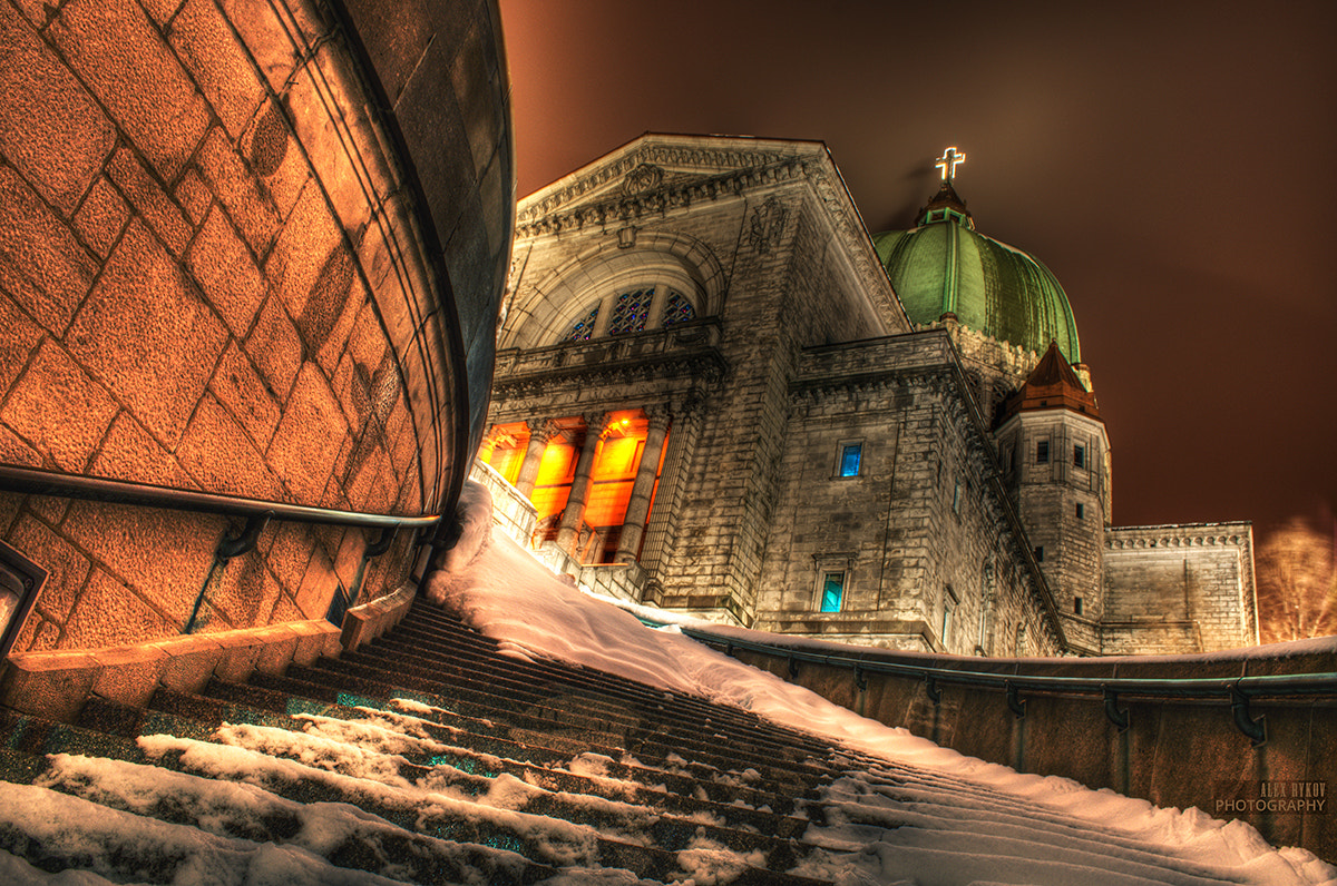 Photograph Steps to salvation by Alex Rykov on 500px