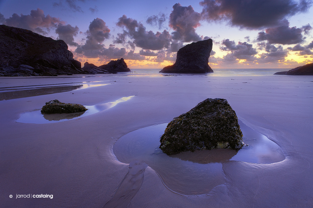 Photograph Bedruthan Steps by Jarrod Castaing on 500px