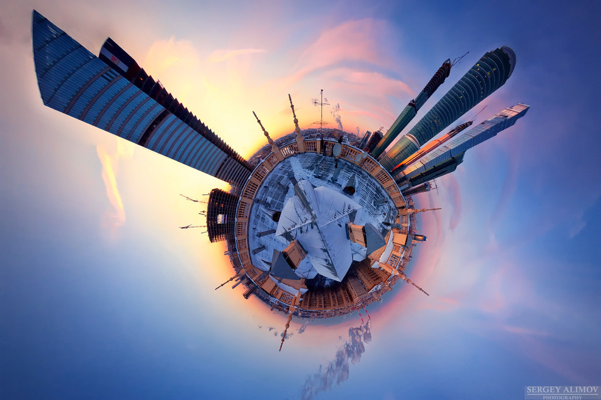 Photograph Planet Moscow by Sergey Alimov on 500px