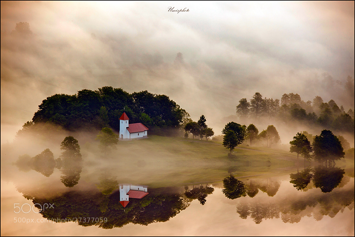 Photograph Misty Morning by Jaro Miščevič on 500px