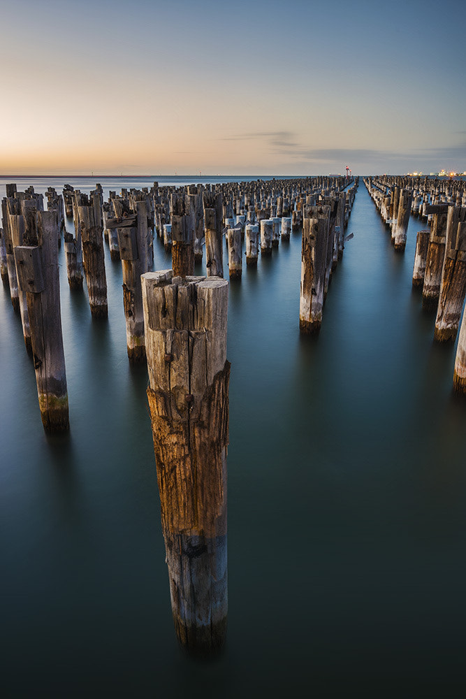 Photograph Metallic Ocean by Dave Cox on 500px