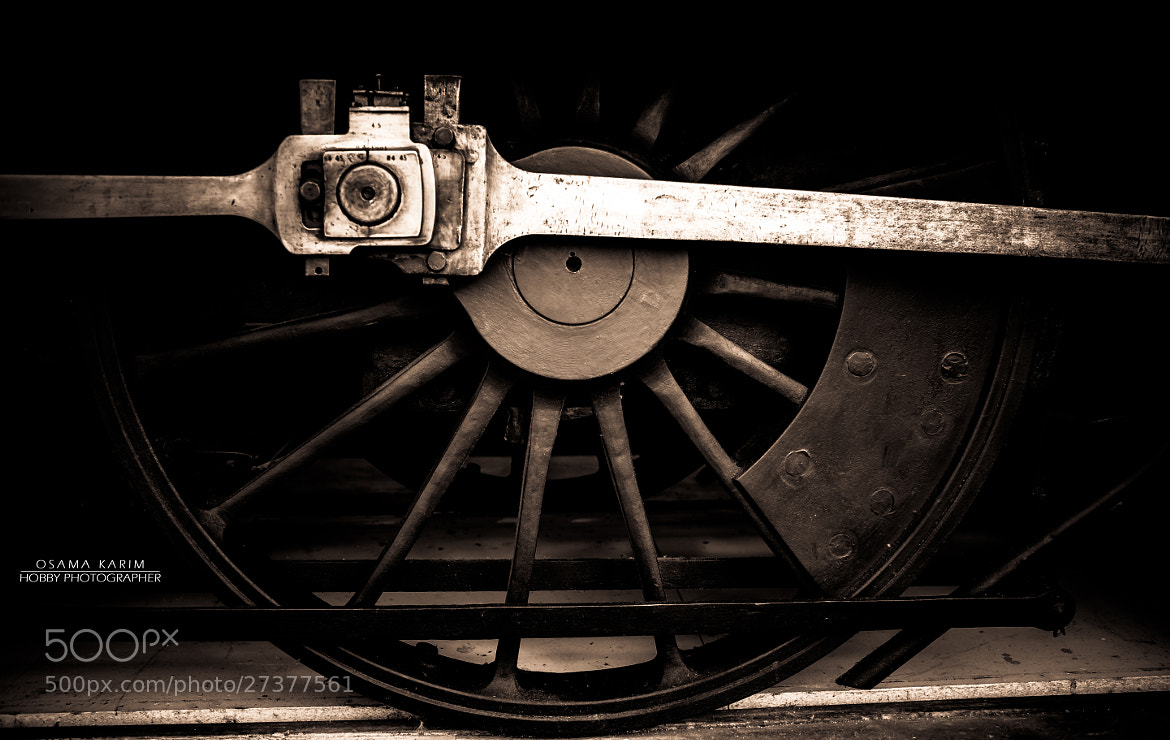Photograph Wheel of fortune by Osama Karim on 500px