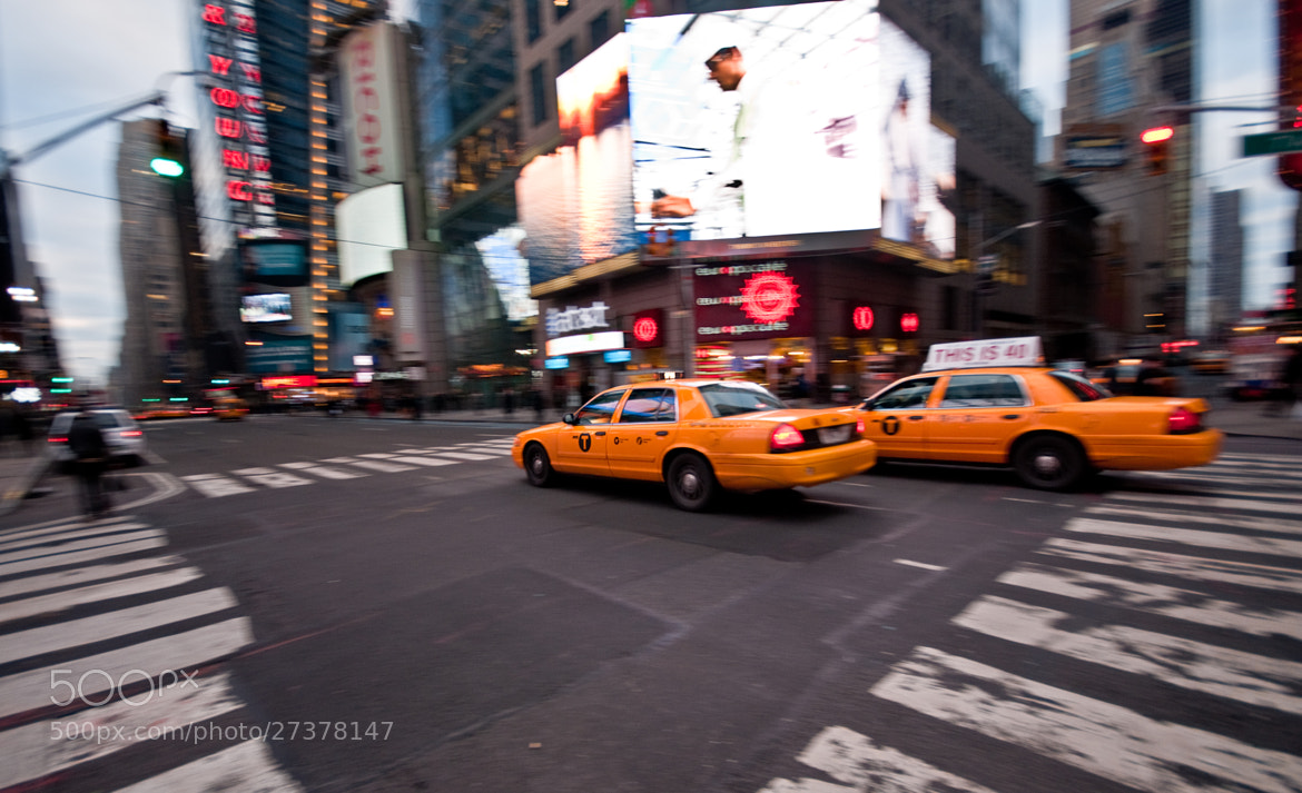 Photograph Taxi Ride  by Nabil BACHIR-CHERIF on 500px