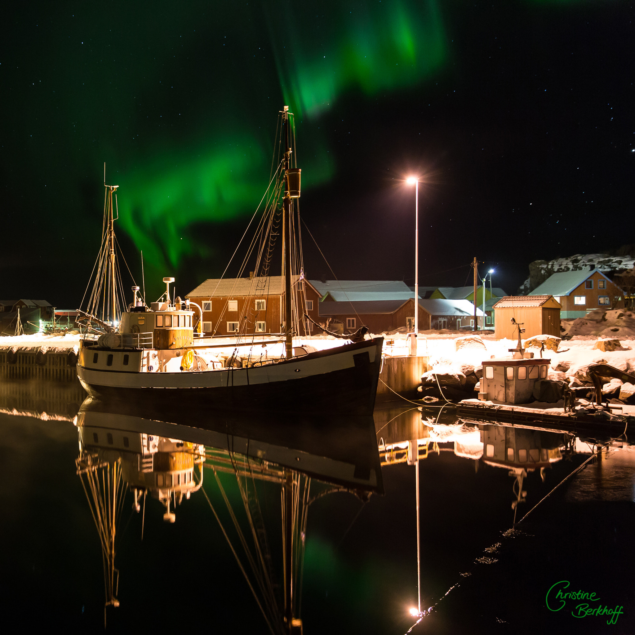 Photograph Harbour Lights by Christine Berkhoff on 500px