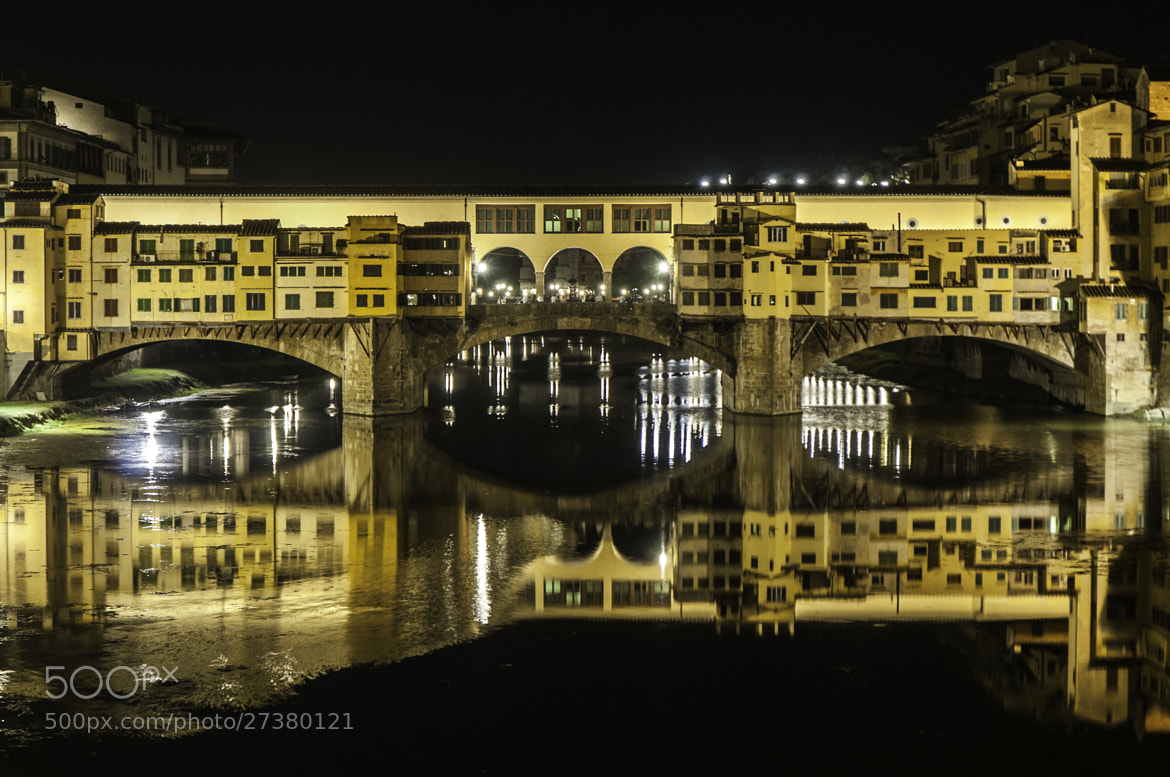 Photograph Ponte Vecchio by Paco López on 500px