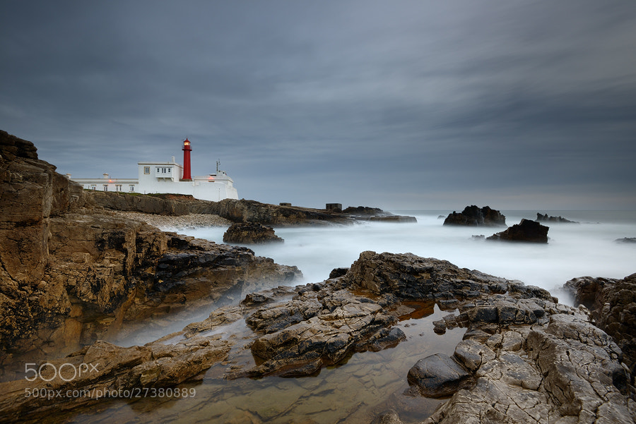 Photograph The Red Tower by Carlos Resende on 500px