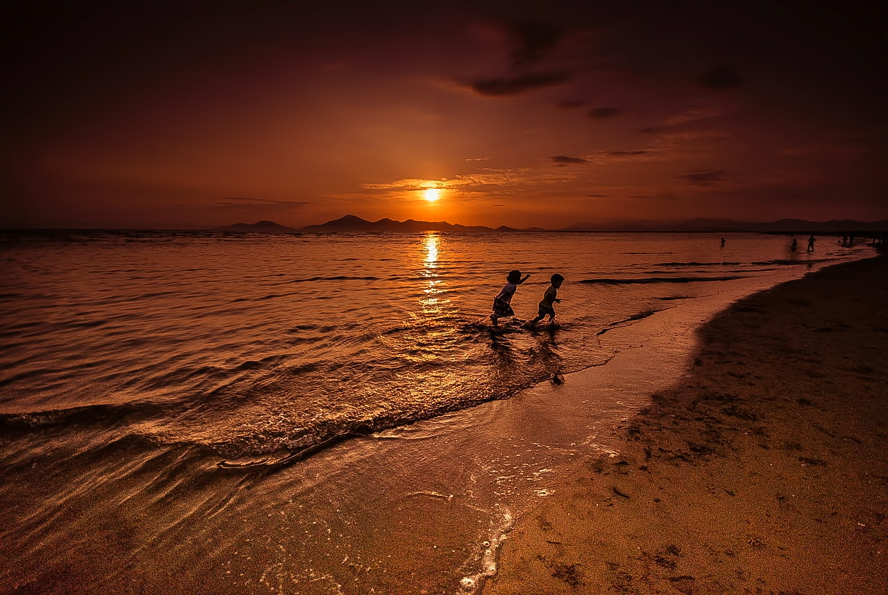 Photograph sunset by LEE GEON on 500px