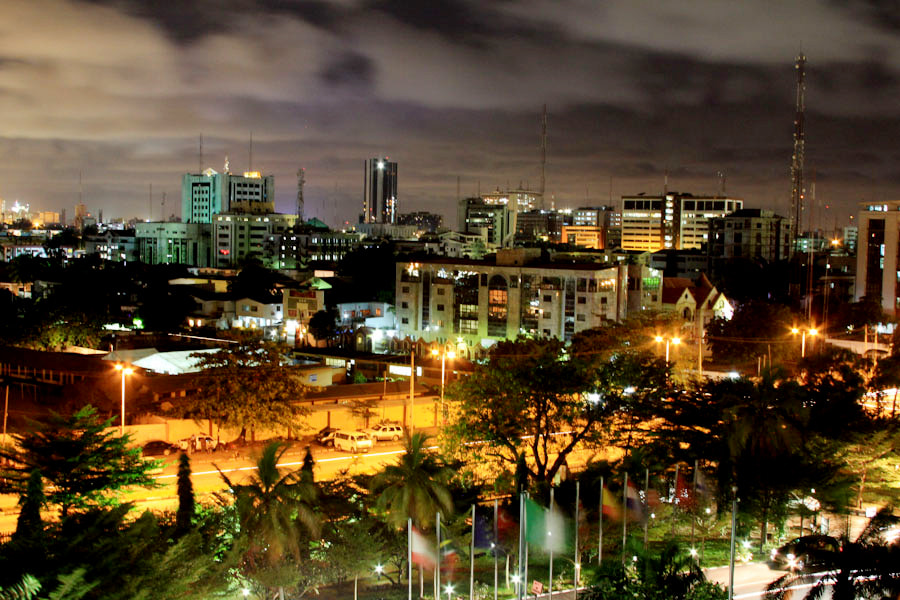 Photograph A view of Lagos by Franklin Israel on 500px