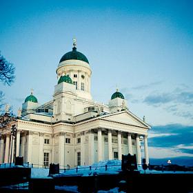 Helsinki Cathedral by Katja Pikova (katjapikova)) on 500px.com