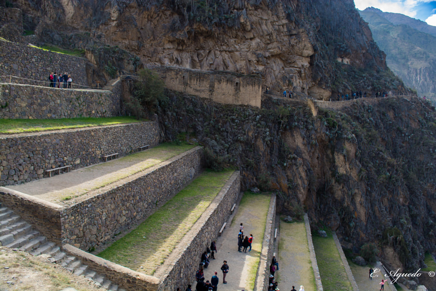 Ollantaytambo by Edgard Aguedo on 500px.com