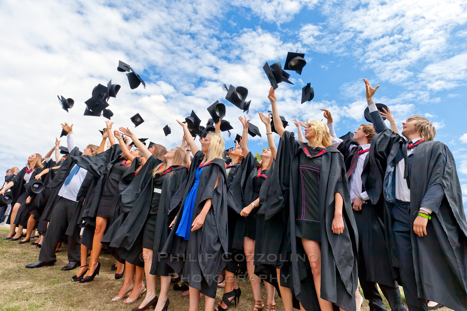 Photograph Essex Grads by Philip Cozzolino on 500px