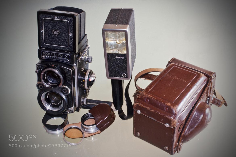 Photograph Rolleiflex 3.5 Planar Still Life by Alessandro Crea on 500px