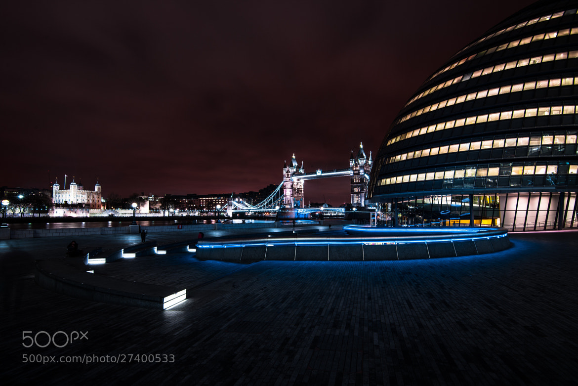 Photograph This is London. by hugh dornan on 500px