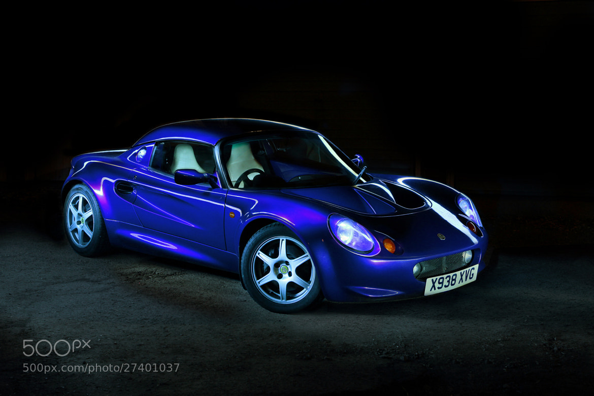 Photograph Lotus Elise S1 by Martyn Lewis on 500px