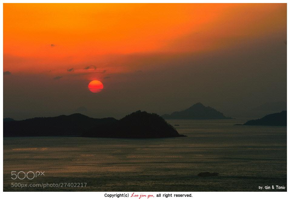 Photograph sunrise by Jin-Gu Lee on 500px