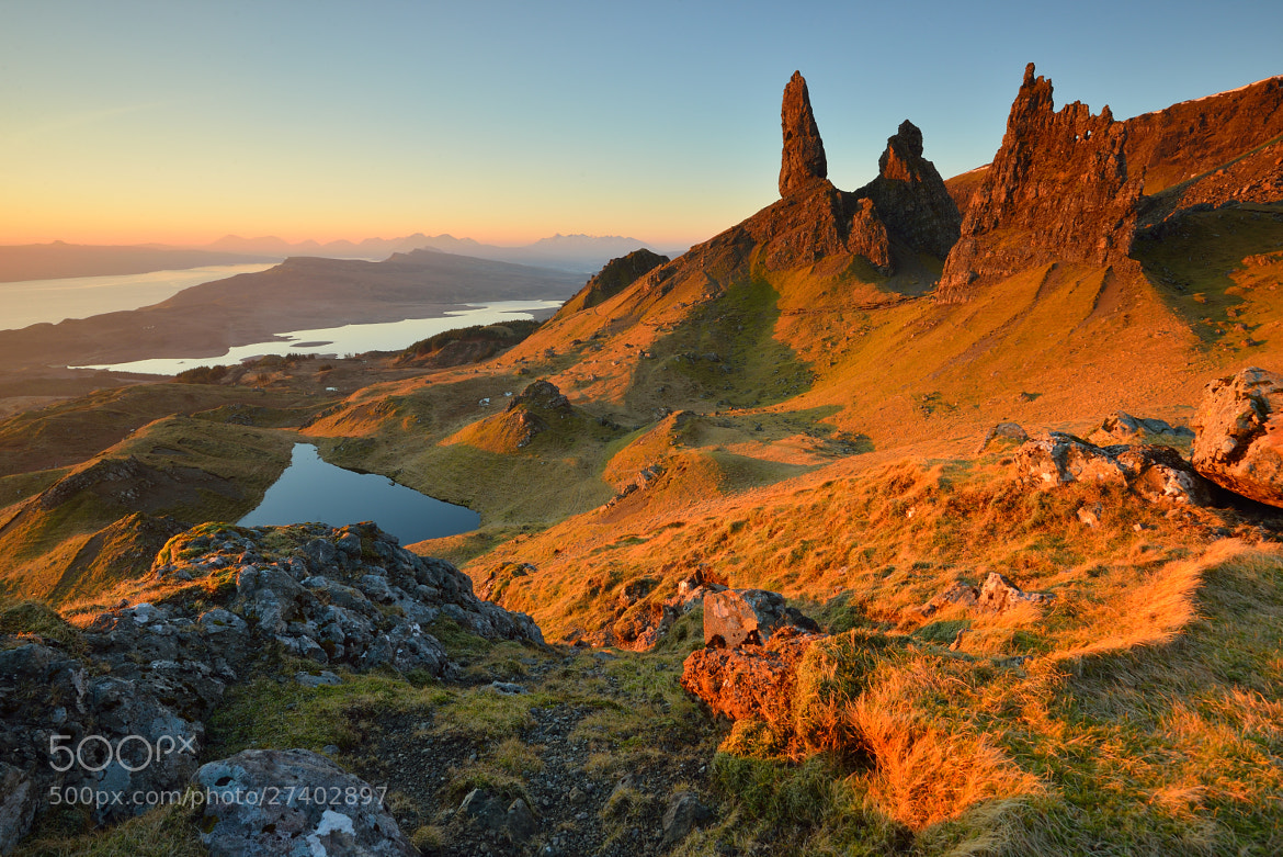 Photograph Storr sunrise by Jon Sketchley on 500px