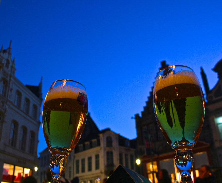 Photograph Beer in Bruges by Philipp Reutter on 500px