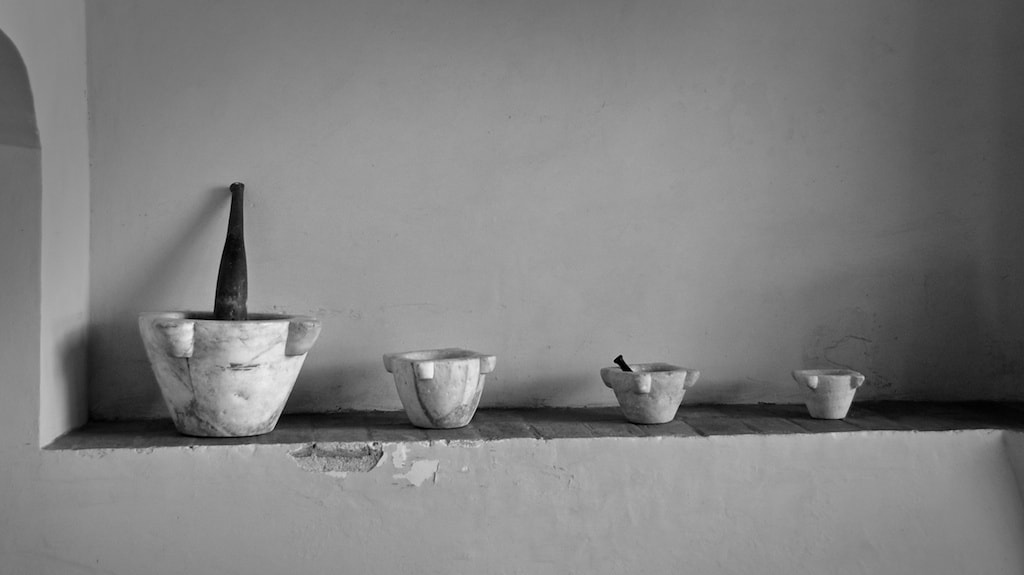 Photograph Mortar and pestles by Mark Burley on 500px