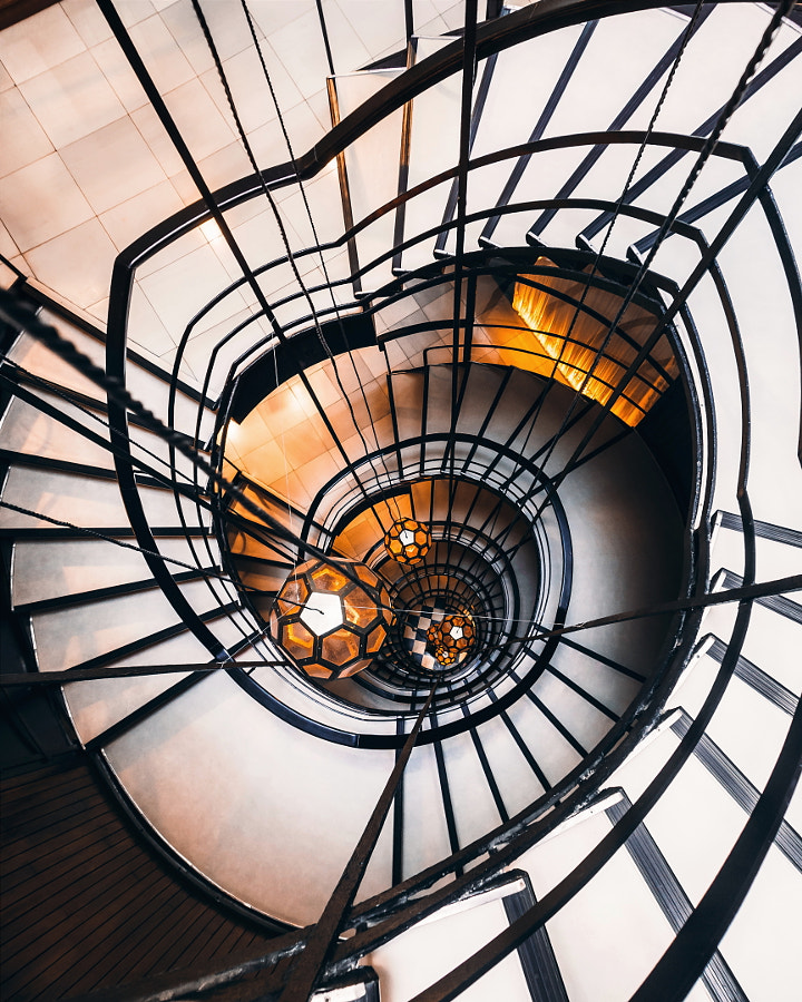 Staircase Vol. I by Fèlix Maisel on 500px.com