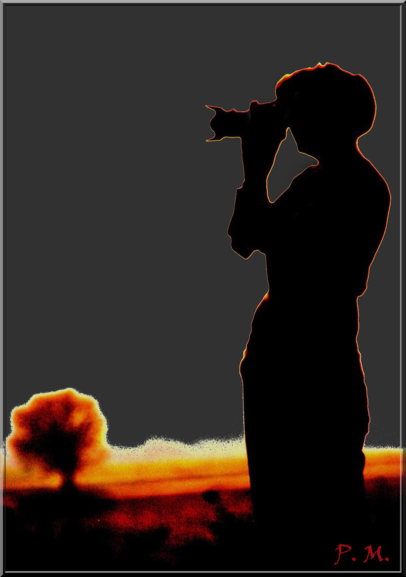 Photograph Silhouette by Paolo Magnani on 500px