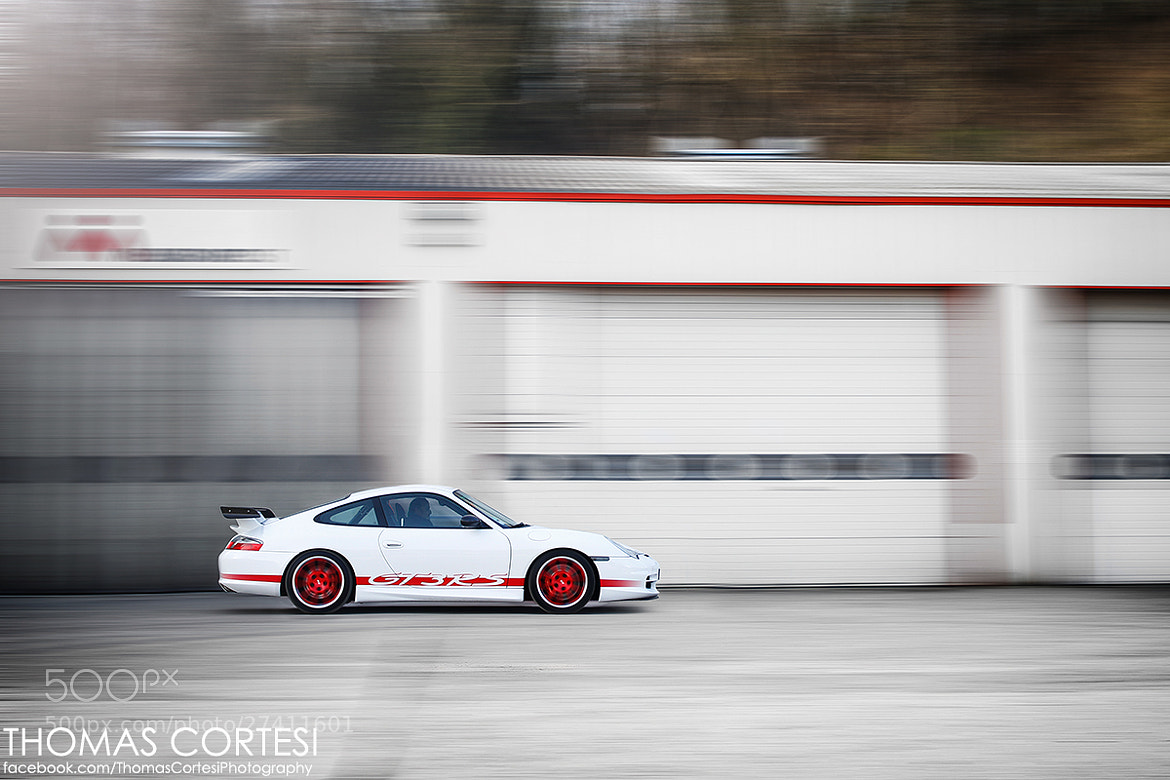 Photograph Porsche 996 GT3 RS by Thomas Cortesi on 500px