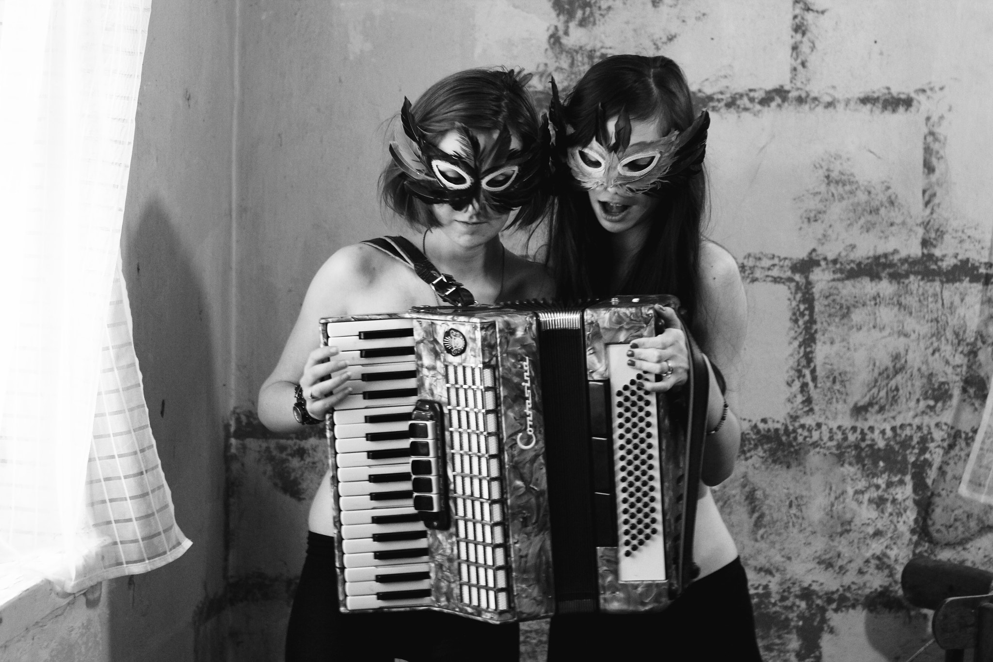 Photograph accordion by Nastya Rogatko on 500px