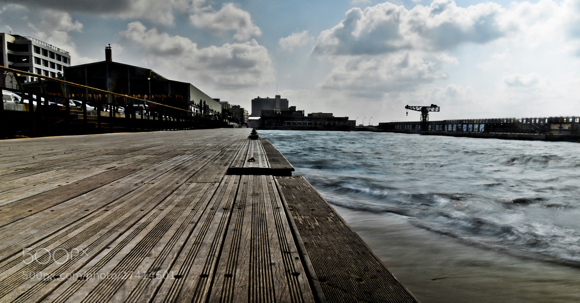 Photograph Port perspectives by Francois Kaplan on 500px