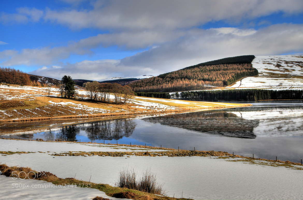 Photograph Top Of Backwater Reservoir by Hilda Murray on 500px