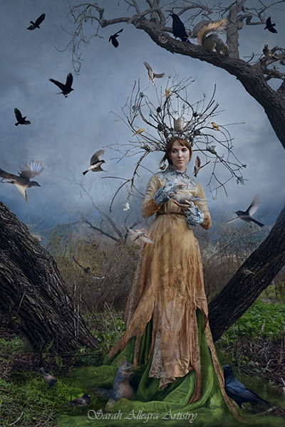 Photograph The Court Of The Dryad Queen by Sarah Allegra on 500px