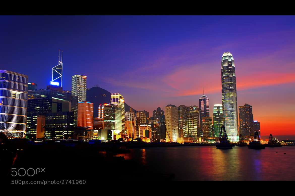 Photograph Intermission - between day and night by Gavin Wong on 500px