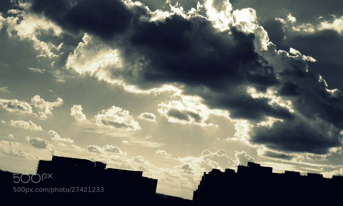 Photograph Cloudy Sky.. by Mimanshu Shisodia on 500px