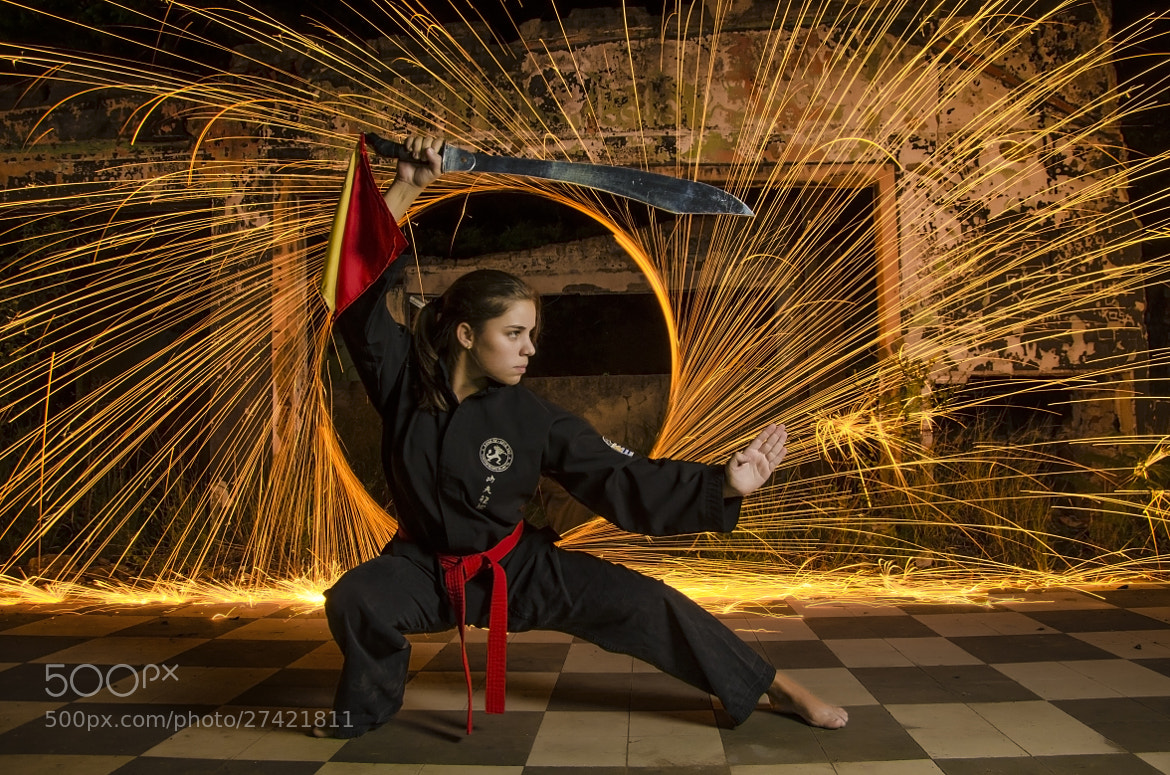 Photograph Kung Fu by Leonardo Cantos on 500px