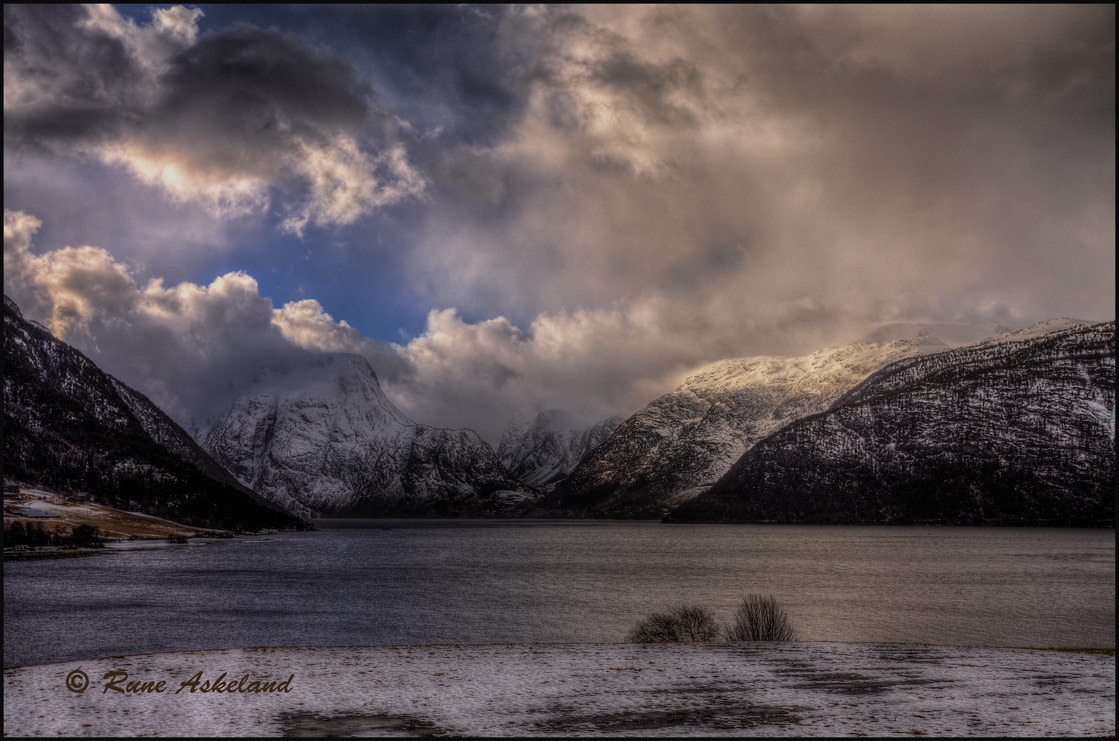 Photograph The storm is coming by Rune Askeland on 500px