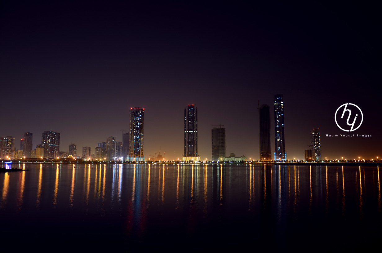 Photograph Sharjah Skyline by Hatim  Yousuf on 500px
