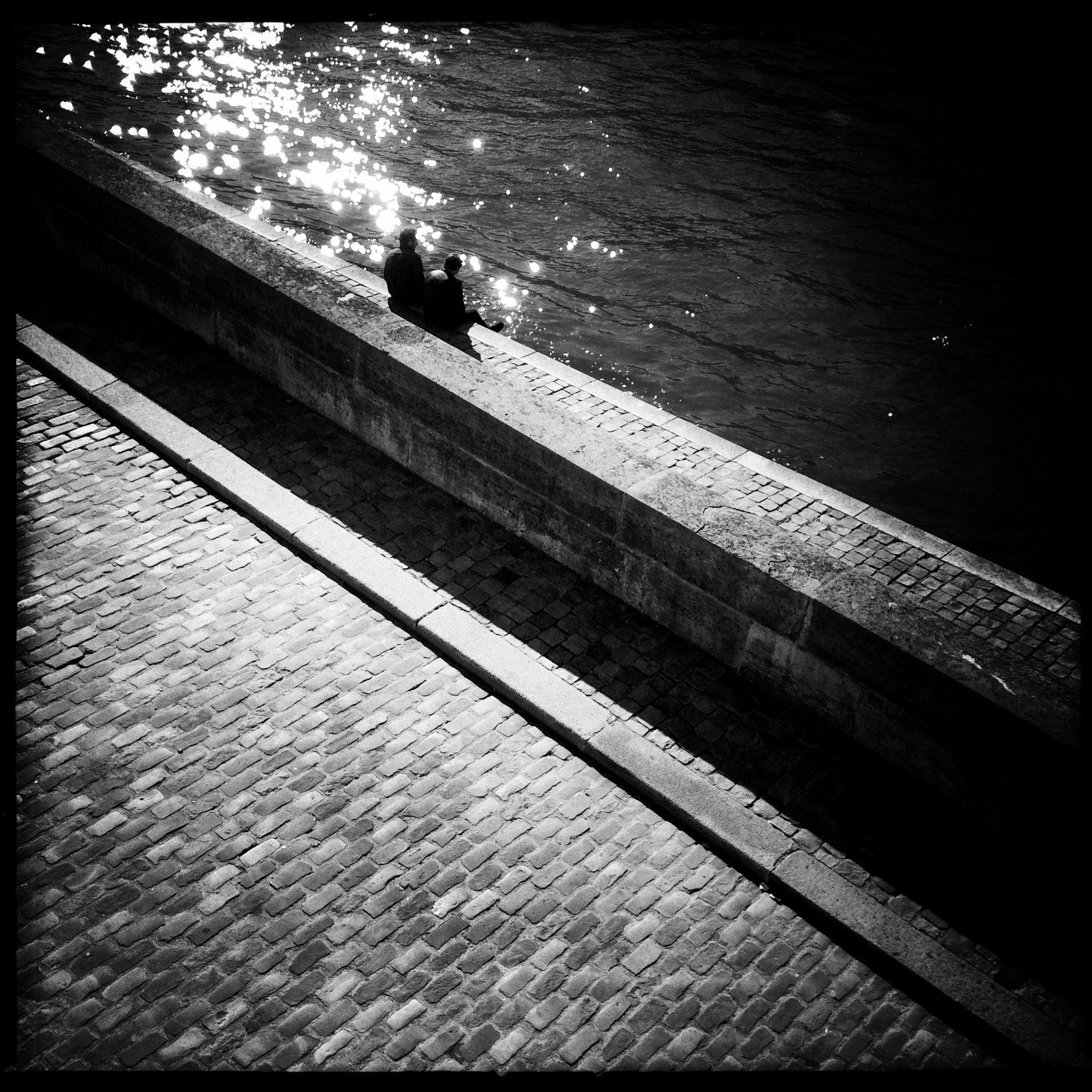 Photograph Confessions on the Seine. by Giulio Giacconi on 500px