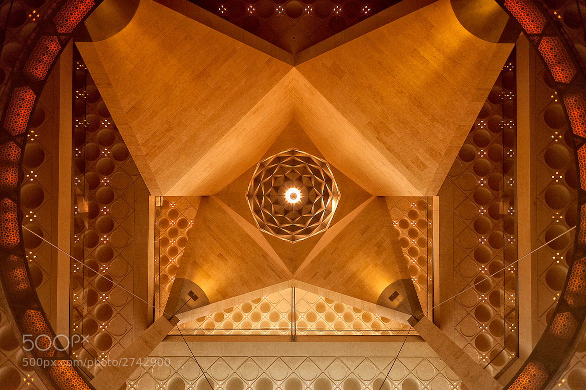Photograph Museum of Islamic Art by Jorge Pozuelo on 500px
