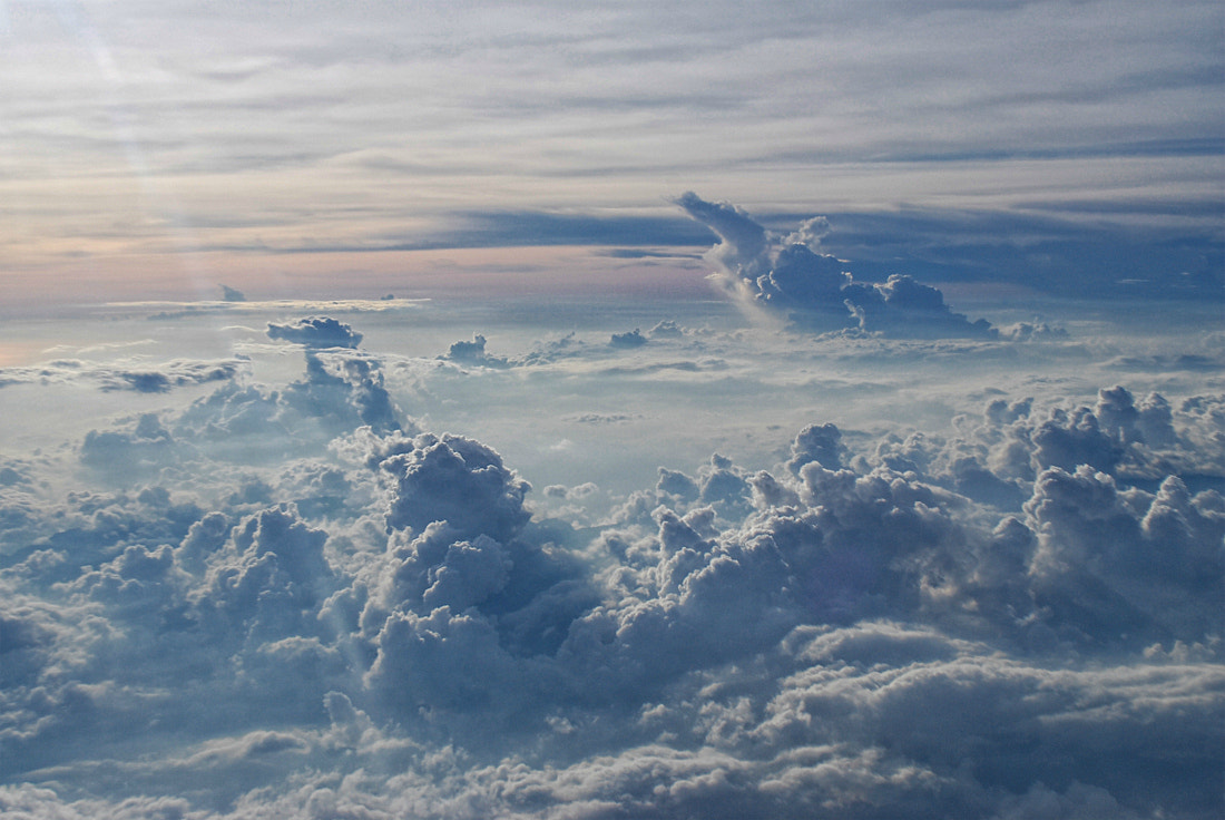 Photograph Over the sky by Serena Trere on 500px